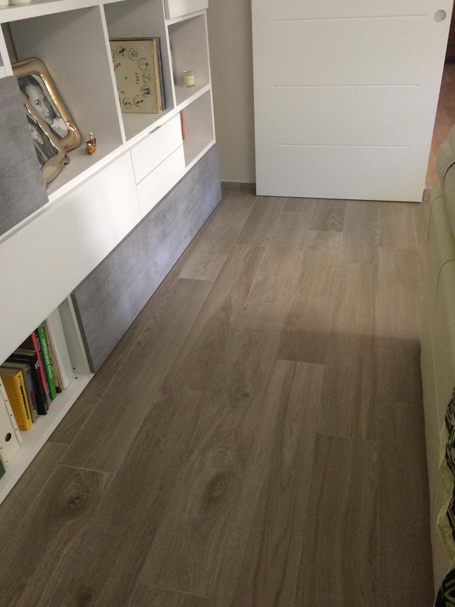 Pavimento effetto legno idea casa - Schemi di posa piastrelle effetto legno ...